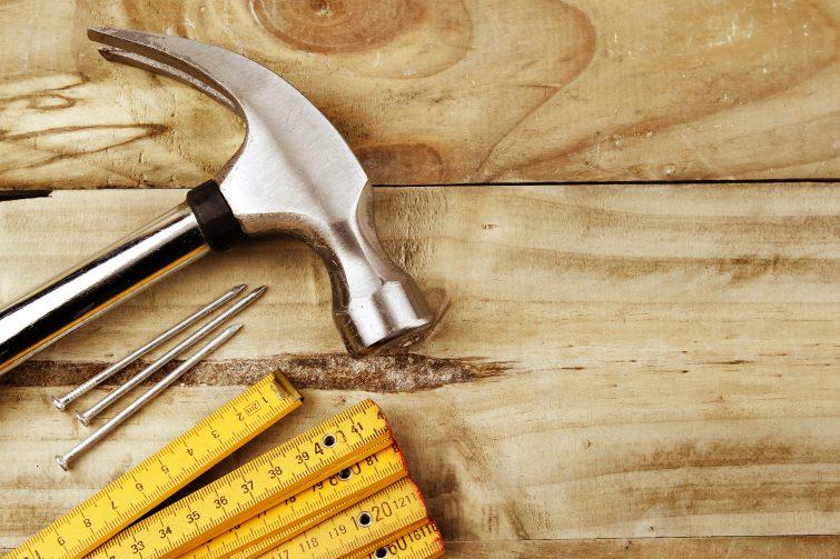 Reparaturen zu Hause selber machen