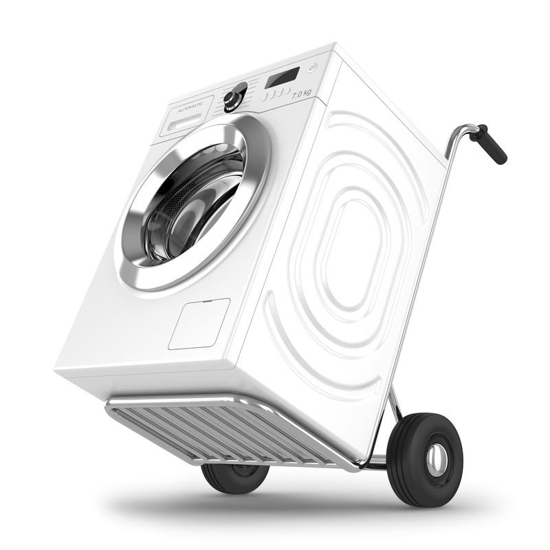 waschmaschine transportieren beim umzug so geht s richtig. Black Bedroom Furniture Sets. Home Design Ideas
